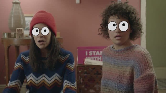 Saying bye to Broad City's weed culture icons